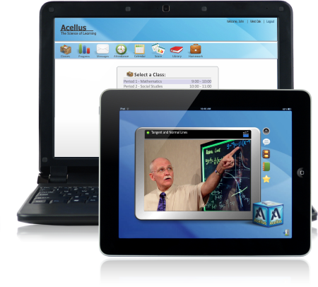 Acellus Laptop & Ipad